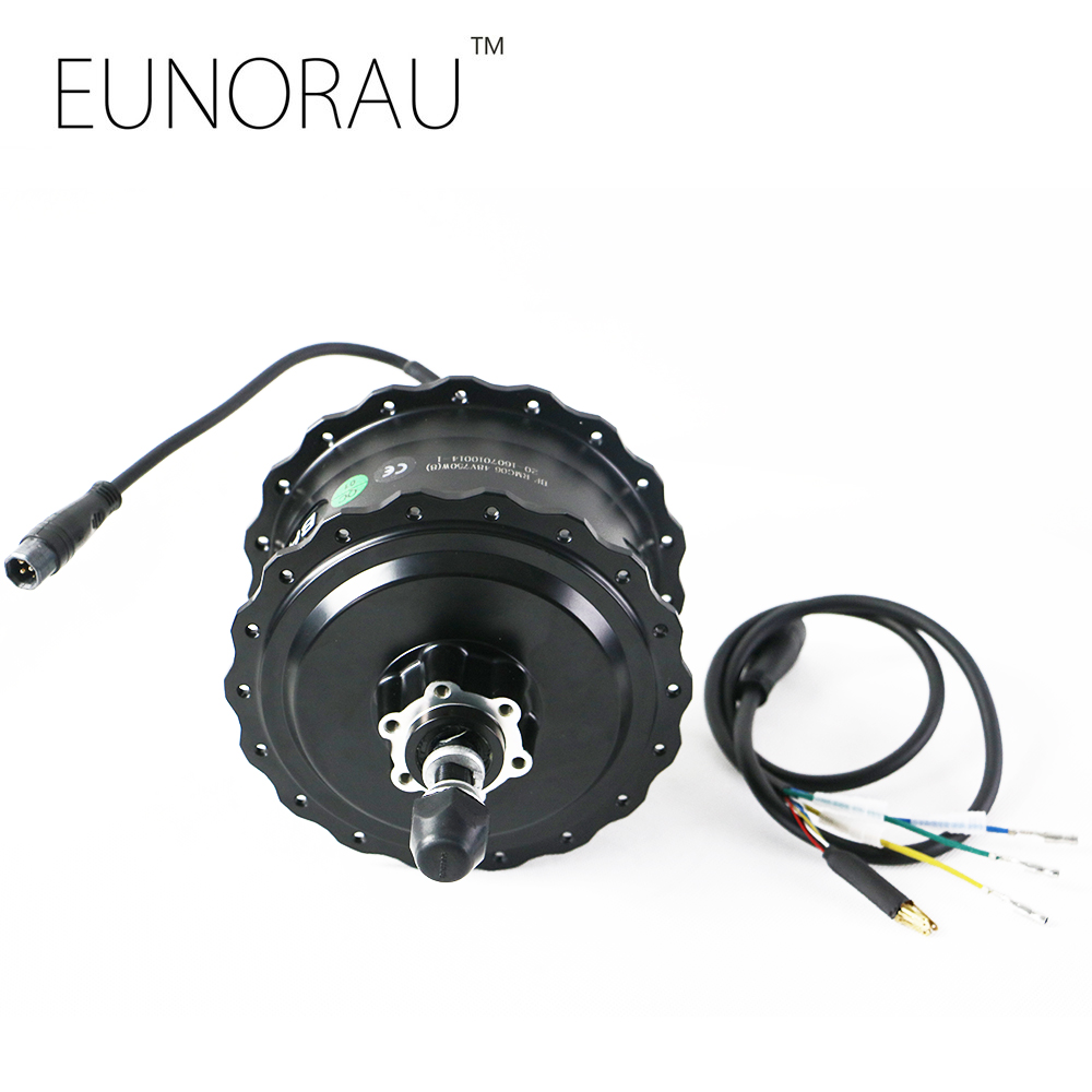 48v750w 8fun Rear Hub Motor Electric Bike Motor Kit For
