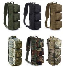 Airborne Military Camouflage Tactical Daily Molle Backpack