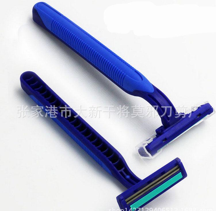 2000pcs/Set T-03 Plastic Disposable  Blade Holder Men Face Shaving Blades Shaving Razor Bladed Shaver Razors Hair Removal<br><br>Aliexpress