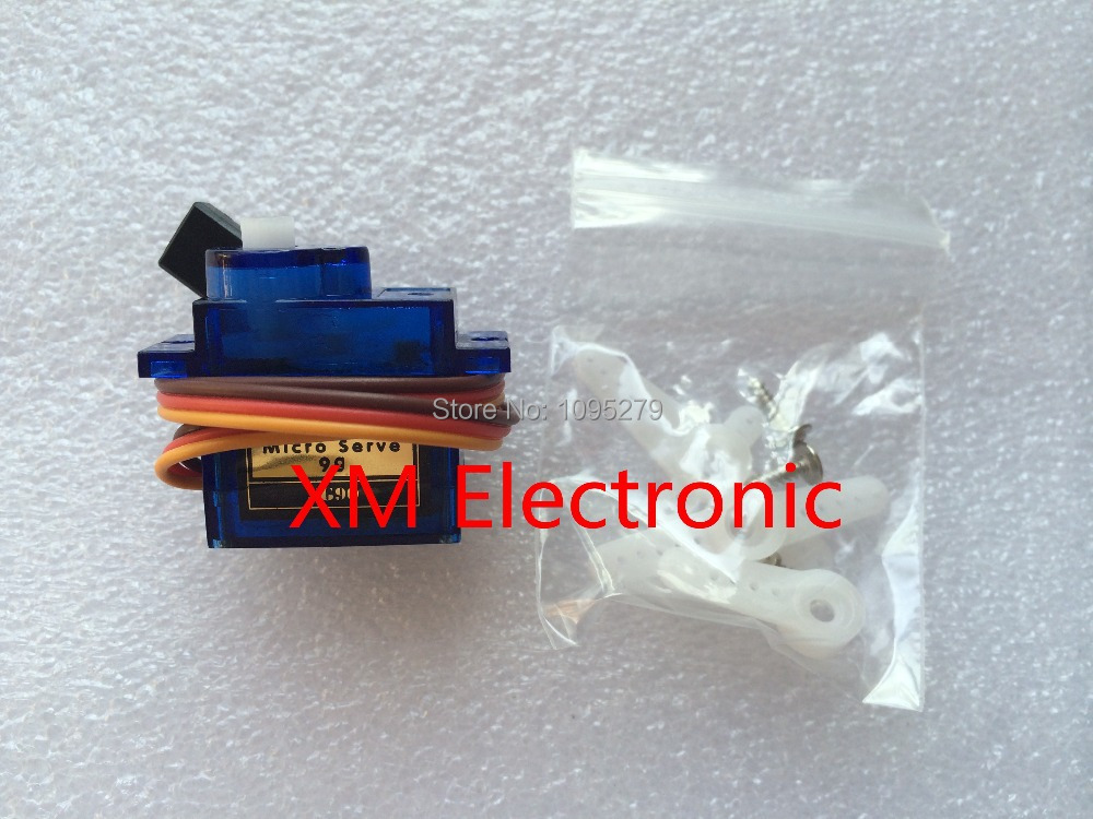 Hot sell 1X SG90 9g Mini Micro Servo for RC for RC 250 450 Helicopter Airplane Car Special promotions(China (Mainland))