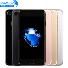 Buy Original Apple iPhone 7 2GB RAM 32/128GB/256GB ROM IOS 10 Quad-Core 4G LTE 12.0MP Used iphone7 Apple Fingerprint touch ID for $595.98 in AliExpress store