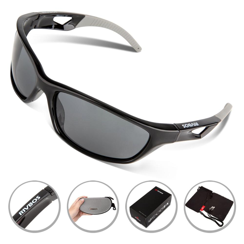 Polarized Sports Sunglasses Driving Glasses for Men Women Tr90 Unbreakable Frame for Cycling Baseball Running gafas de sol(China (Mainland))