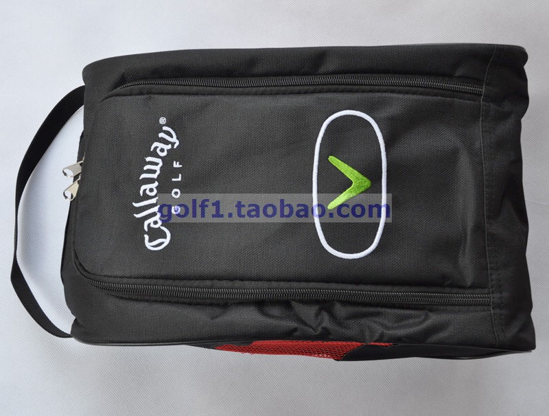 FREE SHIPPING 2016 Brand New Golf Shoes Bags, Golf Shoes Package, High-grade Nylon Material, Light and Practical 3 Colors(China (Mainland))