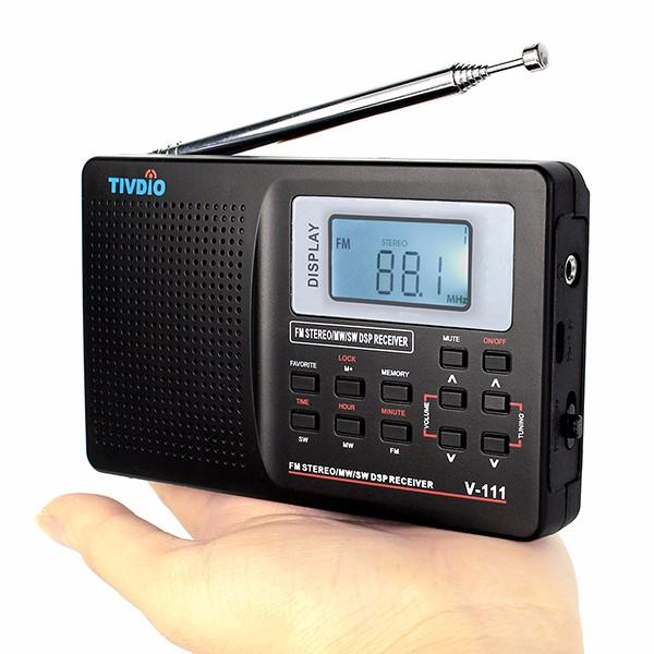 Tecsun R-404 R404 Hohe Empfindlichkeit Fm Radio Mw Sw Radio Empfänger Fm Wm Sw1 Sw2 Mit Eingebauter Lautsprecher Tragbare Radio Broadcast Tragbares Audio & Video Unterhaltungselektronik