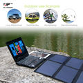 40W Solar Charger Portable Solar Panel Charger for iPhone Samusng Huawei Xiaomi Blackberry iPad Dell HP