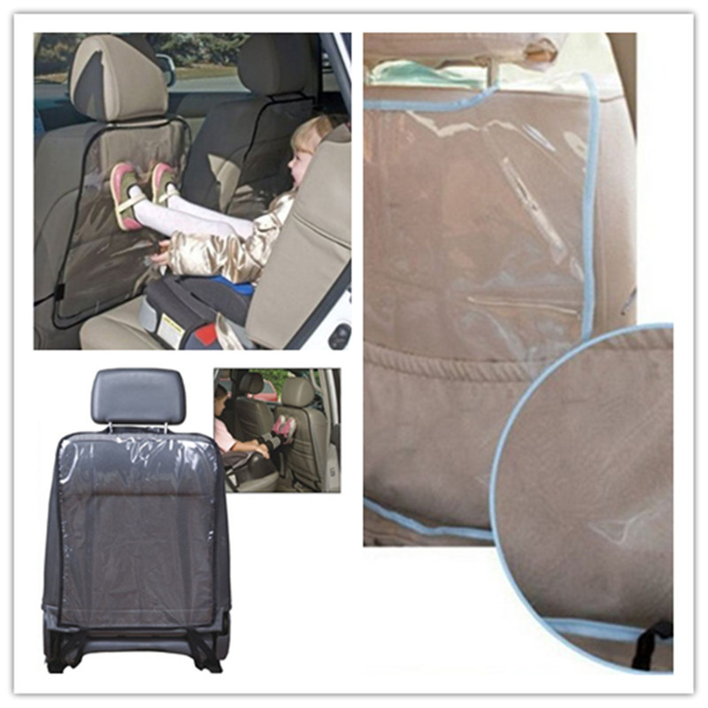 Feitong Crown Quality Car Auto Seat Back Protector Cover For Children Kick Mat Mud Clean Free Shipping&Wholesales(China (Mainland))