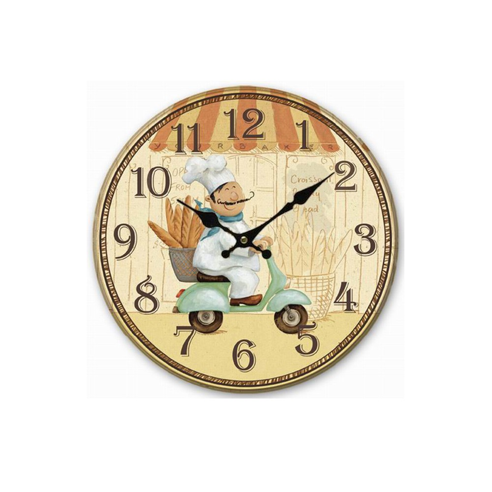 Popular Country Kitchen Clocks Buy Cheap Country Kitchen