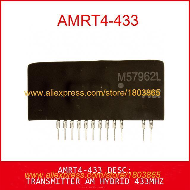 Free Shipping Diy Kit Electronic Production AMRT4-433 TRANSMITTER AM HYBRID 433MHZ 433 AMRT4 1pcs(China (Mainland))
