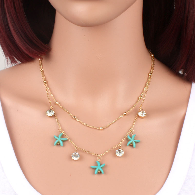 Колье-цепь Honey Jewelry 2540 броши honey jewelry брошь райский сад фиолетовая