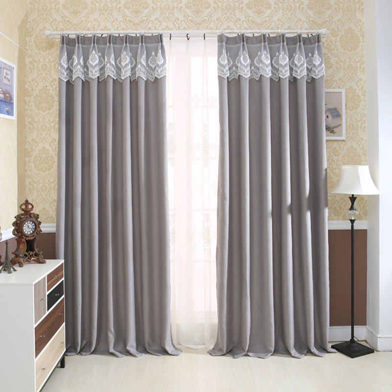 buy solid colors blackout curtains for