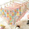 Hot Lovely Sexy Women Lingerie Star Dog Cat Bear Panties Female Calcinha Cotton Underwear Women Cute Heart Floral Gril Briefs