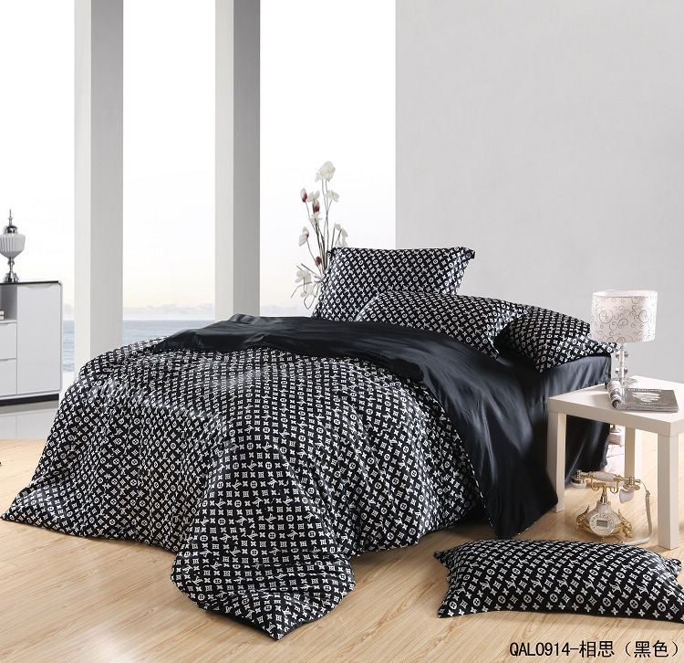 Black Satin Sheets Bed Bath And Beyond
