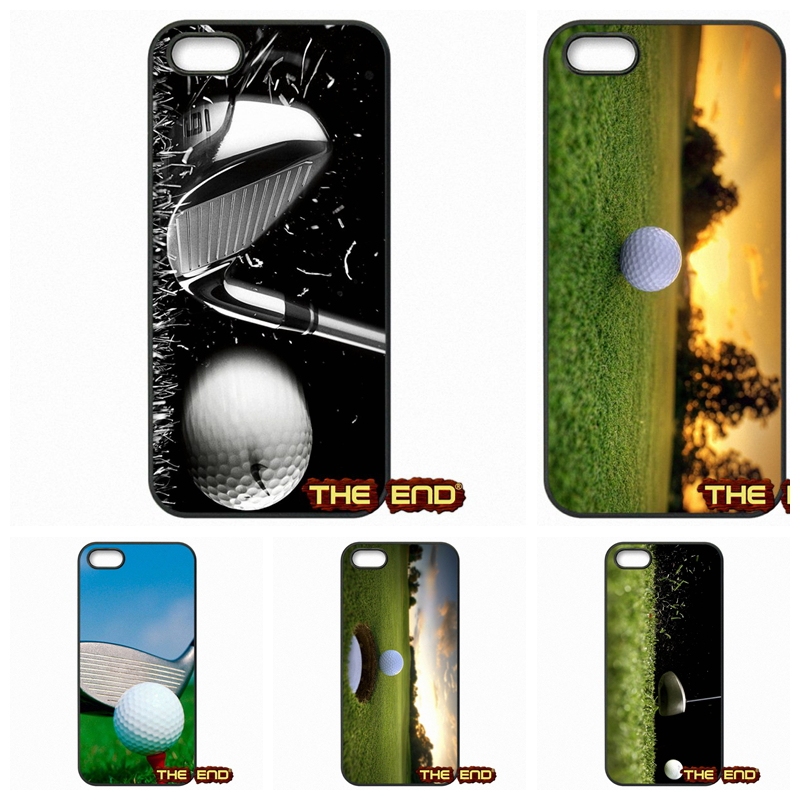 Greatest Golf Ball Wallpaper Cheap Cell Phone Cases Covers For Apple iPhone 4 4S 5 5C SE 6 6S Plus 4.7 5.5 iPod Touch 4 5 6(China (Mainland))