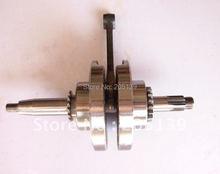 motorcycle parts engine crankshafts for LI FAN 125CC