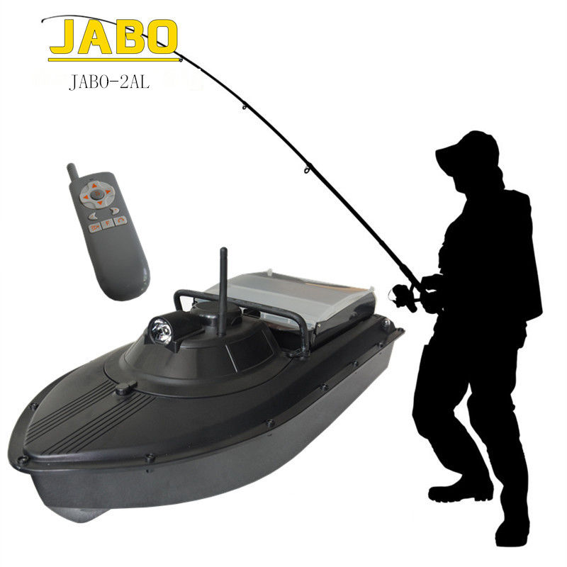 Free Shipping!Newest Brand JABO-2AL Lure Fishing Tackle Bait Boat Remote Control RC Boat Wireless Fish Finder<br><br>Aliexpress