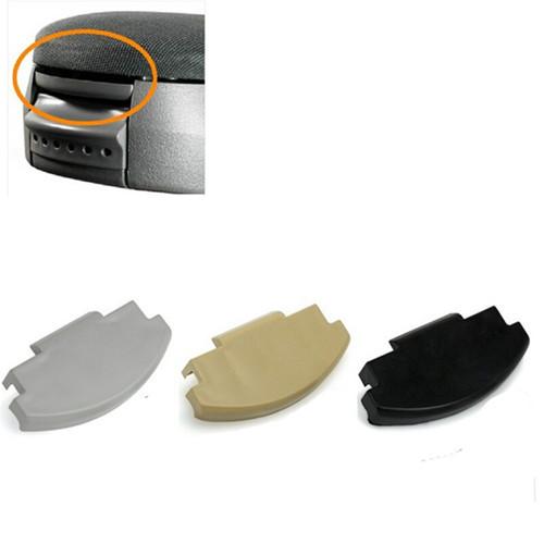Black/Gray/Beige Center Console Armrest Lid Latch Clip For VW Volkswagen Golf MK4 Jetta Bora MK4 Passat B5 With Springs(China (Mainland))