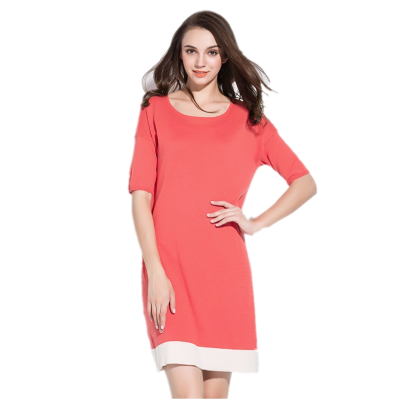 knited dress plus size 5xl 6xl 7xl autumn fashion 2