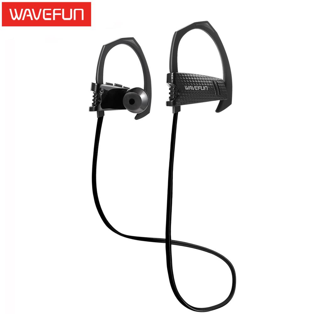 Wavefun X-Buds Lite bluetooth headset wireless earbuds bluetooth headphones CSR8635 IPX5 sweatproof 7hrs music time with mic(China (Mainland))