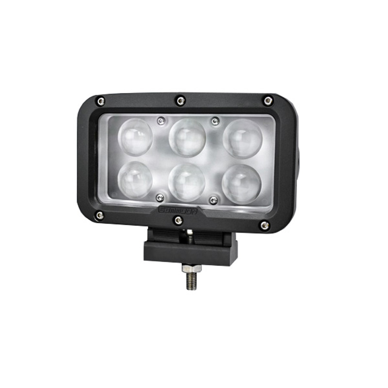 Фотография LED Offroad Work Drive Lights Lamp SPOT CREE 7Inch 60W For SUV AUTO Truck Boat hunting 12V 24V