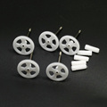 4Pcs/Lot CW CCW Brushless Motor For RC Quadcopter DJI Phantom F330 F450 F550 X525 Cheerson CX-20 Drone F14711-A