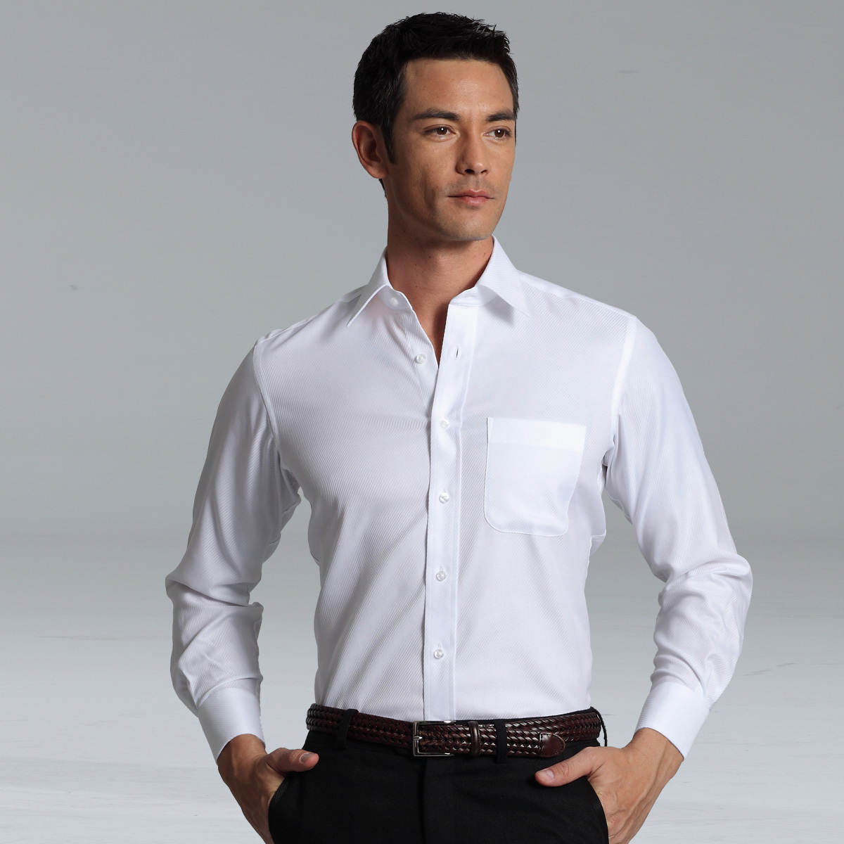 White Dress Shirts: stilyaga.tk - Your Online Shirts Store! Get 5% in rewards with Club O! Coupon Activated! Skip to main content FREE Shipping & Easy Returns* Search. Earn Rewards with Overstock. Coogi Men's White Classic-fit Dress Shirt with Brown and Blue Details.