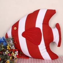 Original Fish Pillow Cushion for Kids