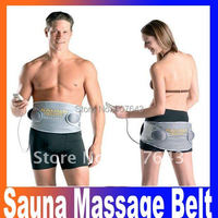 Sauna Massage Velform Professional Slimming Belt 110v /220V Body Health care beauty Massager As On TV Wholesale Free Shipping