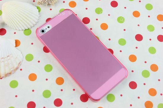 Newest 0.8mm Ultra Thin Matte Back Cover Case For iphone 5 5G,Fashion and Beautiful,Free shipping