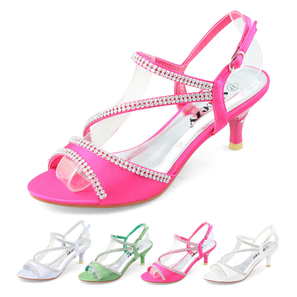 Cheap Rhinestone Shoes