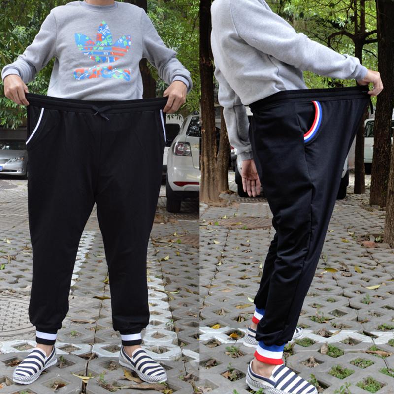 Men plus size cotton Pants outdoor male sport training hip hop harem Sweatpants jogger Trousers Pantalones Одежда и ак�е��уары<br><br><br>Aliexpress