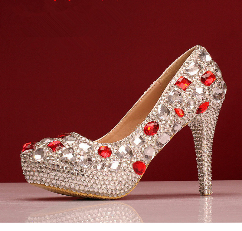 wedding shoes for high heeled shoes