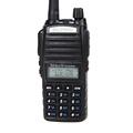 BAOFENG Walkie Talkie UV 82 VHF UHF Dual Band 136 174 400 520MHz 2 PTT 5W