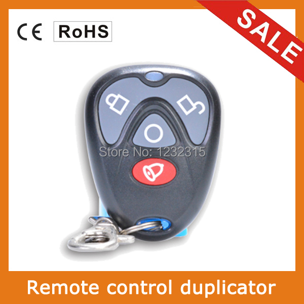 433Mhz Four Buttons Garage Door Remote Control, 433Mhz Universal Gate Opener Remote Control(China (Mainland))
