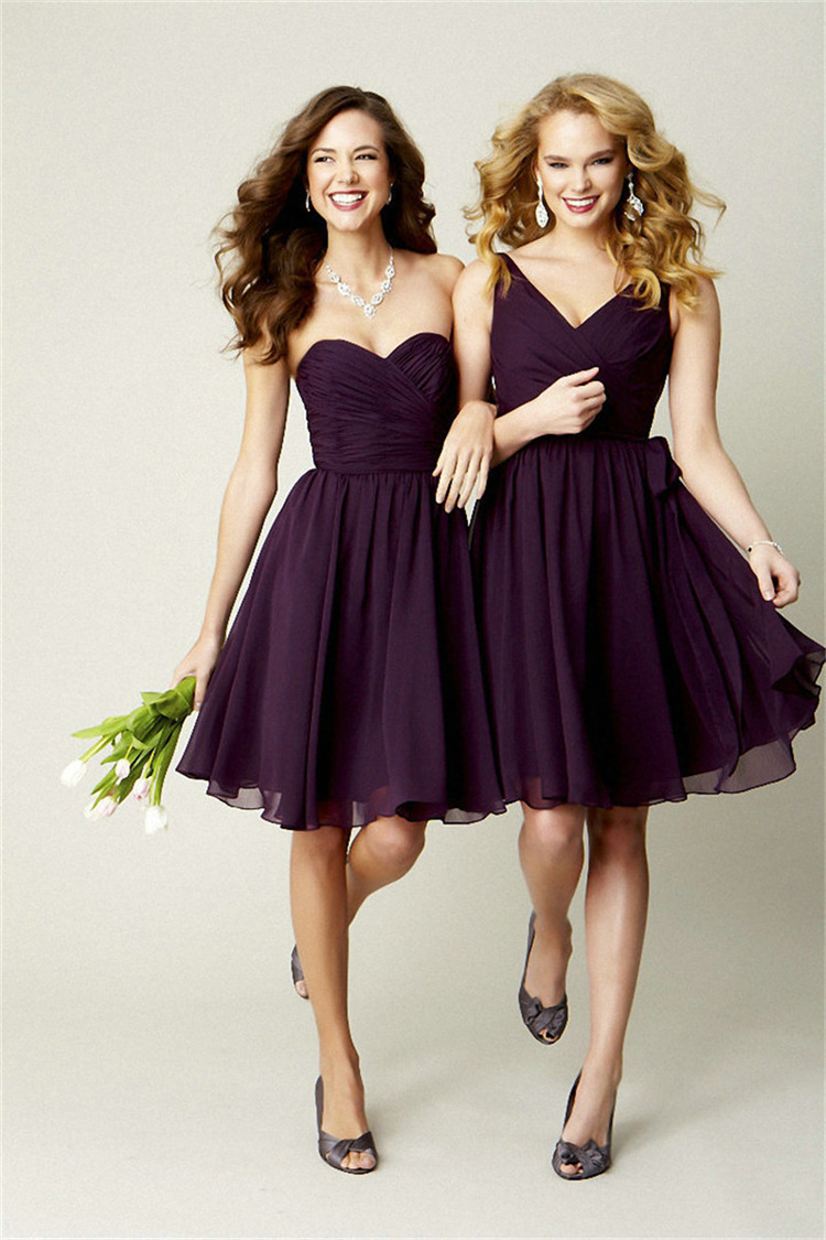 Trendy Bridesmaid Dresses
