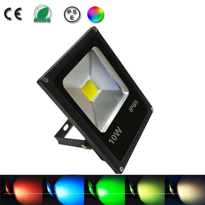 Buy 10w rgb led flood light spot led for Par led exterieur