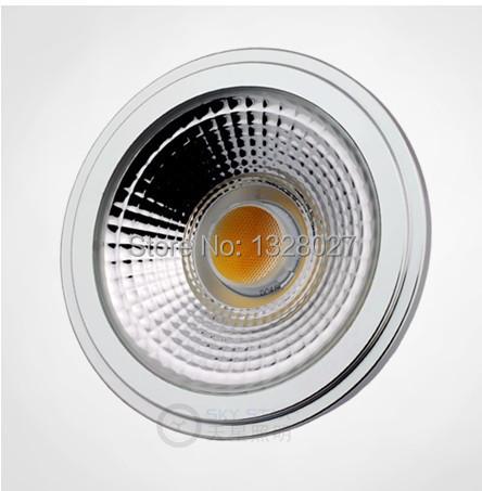 AR111 LED bulb 15w, G5 base, CREE COB LED, 10pcs/lot,C E RoHS, 2 years warranty,Fedex/DHL free ES111 LED spotlight(China (Mainland))