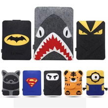 "2016 Newest Cute Cartoon Sleeve Case Bags For Macbook Laptop Air Pro Retina 11"",12"",13"",15"" inch(China (Mainland))"