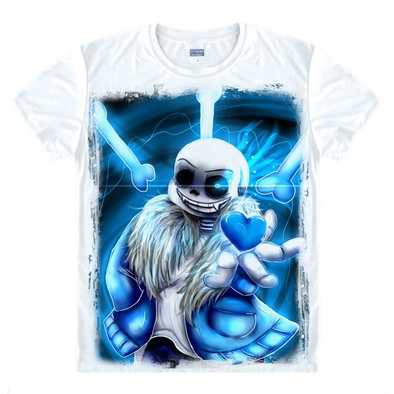 undertale T-shirt (2)