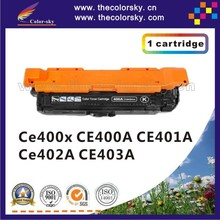 (CS-H400X-403) toner laser cartridge HP 507A 507 MFP M551n M551dn M551xh M570dn M570dw M 551 575 570 kcmy 10.5/5/7k free dhl - The Color Sky Technology Co., Ltd. store