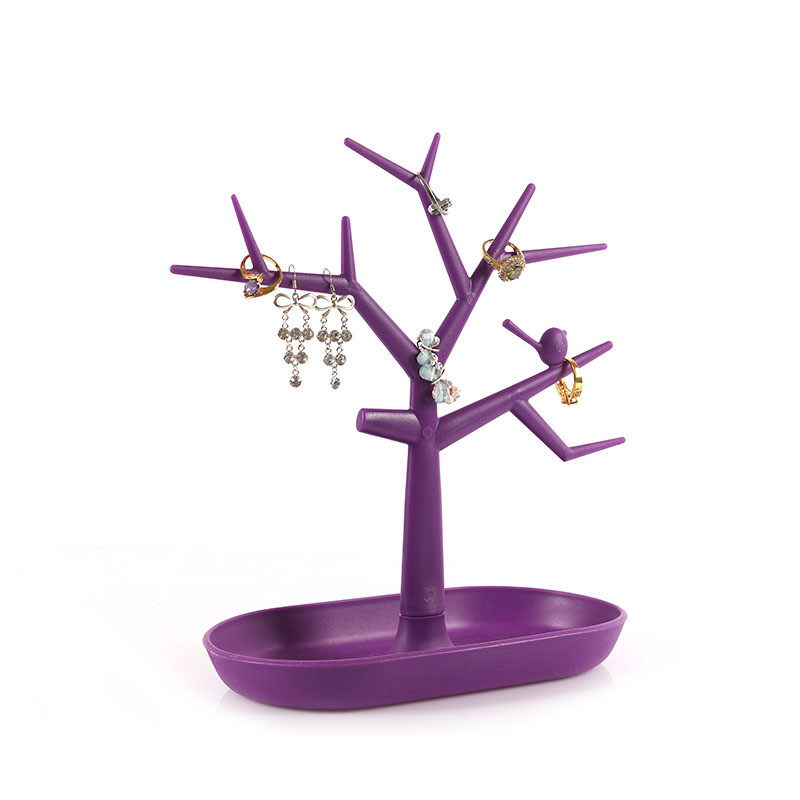 Multifunctional Tree Branch Shape Antlers Jewelry Display Shelf Necklace Ring Display Stand Earrings Bracelet Storage(China (Mainland))