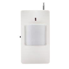 Free shipping 1 pcs 433 MHz Wireless Infrared detector PIR Motion Sensor for Kerui GSM/PSTN Auto Dial Home Alarm System
