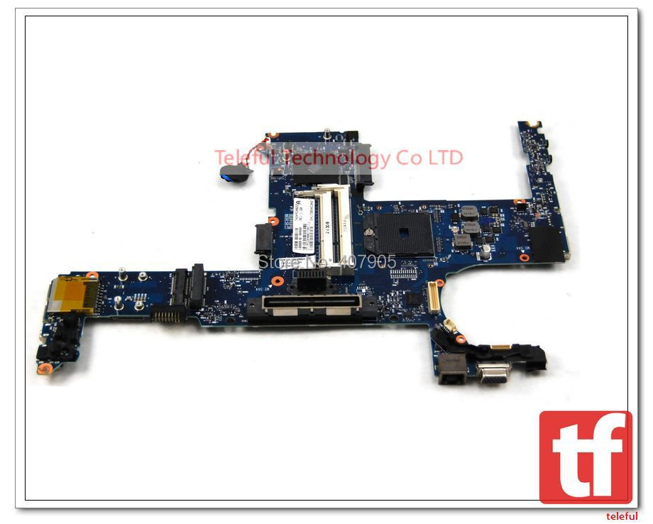 Motherboard for HP 6465B 658545-001 GM DDR3 Blue Model(China (Mainland))