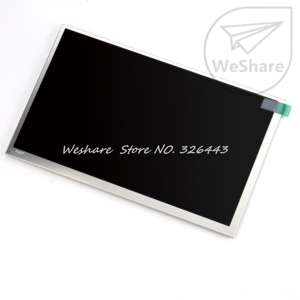 "7"" Inch 1024*600 1024X600 IPS TFT LCD Dispaly Screen for LMS700JF04(China (Mainland))"