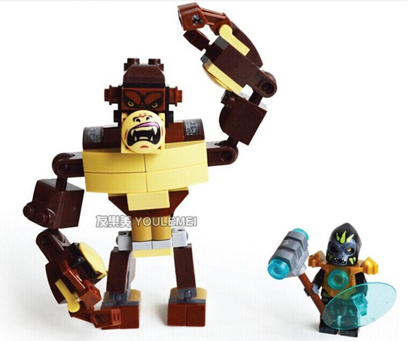 2016 Kong Kim Minifigures 105pcs DIY Building Blocks Bricks Sets Models Compatible With Lepin Toys No Original Box(China (Mainland))
