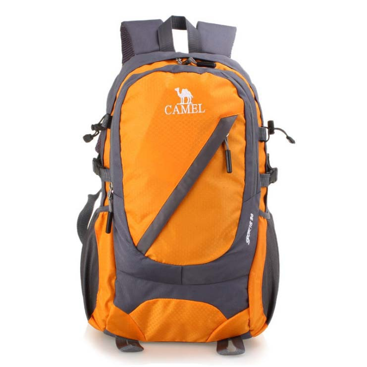 New Design 2016 CAMEL Women's and Men's Backpack Waterproof Nylon Outdoor Backpack Hiking Bags Camping Sports Cycling Backpacks(China (Mainland))