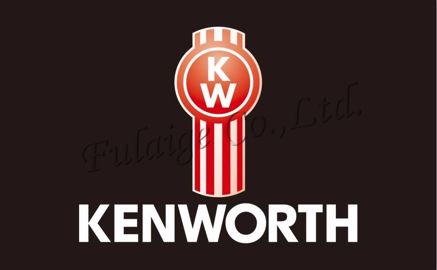Kenworth Trucks The World's Best brand flag, New Cars,Trucks,Hybrids & Crossovers banner free shipping(China (Mainland))