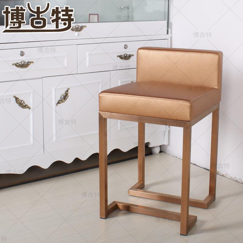 Continental Barstool cadeira loja de jóias dedicada bar fezes oftalmologista assentos curto casual(China (Mainland))
