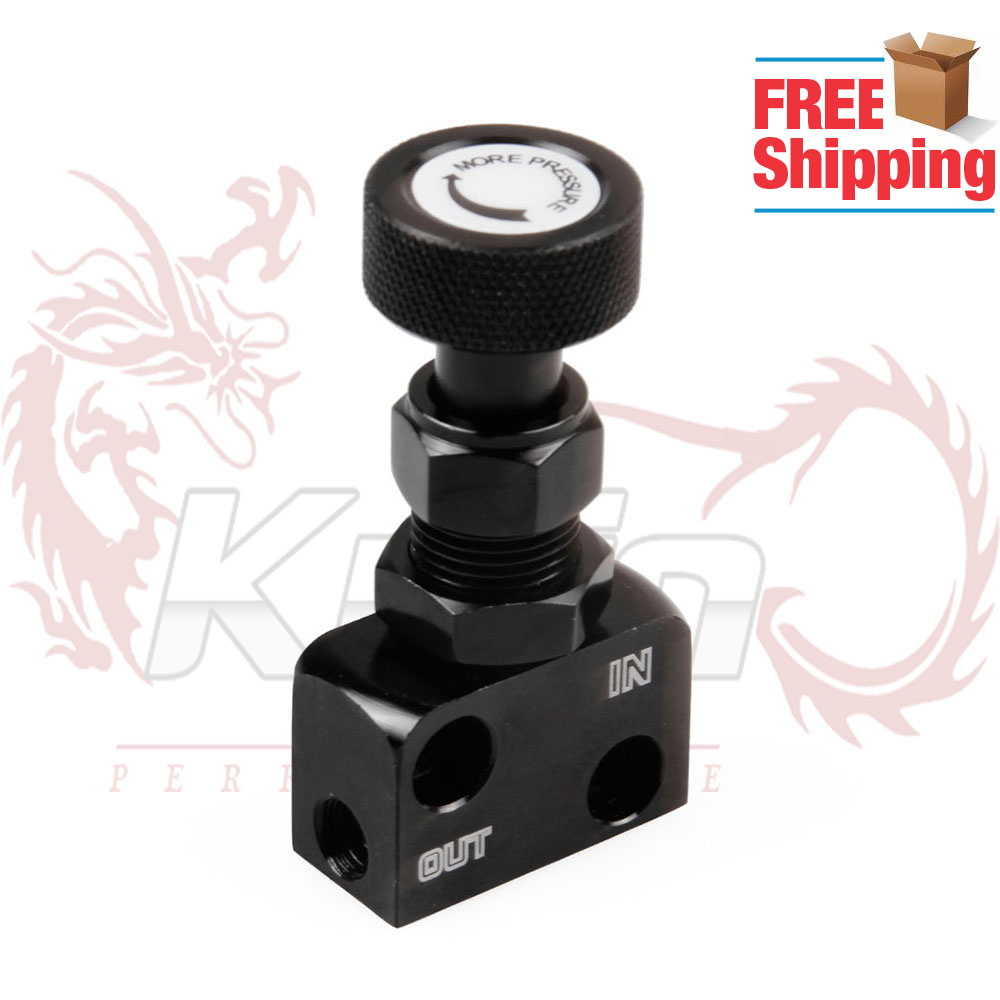 KYLIN STORE - Free shipping Brake Bias Vave Lever Type Adjustable Proportion Porp Valve For Universal Car
