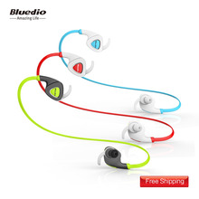 Bluedio Q5 Sports Bluetooth stereo headphones/wireless Bluetooth4.1 headphones/headset Earphones for outdoor Sports Gift package(China (Mainland))