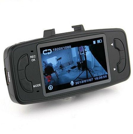 Gs9000 автомобильный видеорегистратор жк-видеорегистратор автомобиль камеры в исходном Ambarella 1080 P Full HD 2.7 '' с GPS грузовик тире камеры